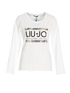 Liu-Jo Sweatshirt - White