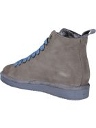 Panchic Laced Up Shoes - Grey