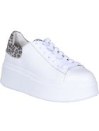 Ash Moby Sneakers - White