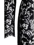 Dolce & Gabbana Black Lace Long Dress - Black