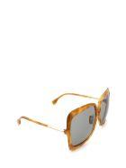 Fendi Fendi Ff 0429/s Honey Havana Sunglasses - Honey Havana