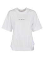 Stella McCartney Drape Logo 2001 T-shirt - WHITE