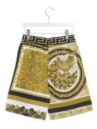 Versace Pants - WHITE/GREEN