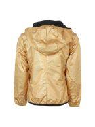 K-Way Jacket - Gold Metal Black
