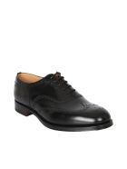 Church's Burwood Shoes - Black