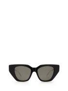 Gucci Gucci Gg0641s Black Sunglasses - Black