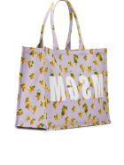 MSGM Cotton Shopper - LILAC