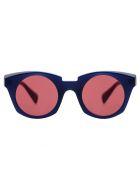 Kuboraum U6 Sunglasses - Blue