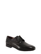 Salvatore Ferragamo Nigel Lace-up Shoe - Black