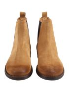 Gallucci Beige Boots For Kids - Beige