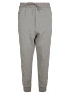 Y-3 Classic Ribbed Track Pants - Grey