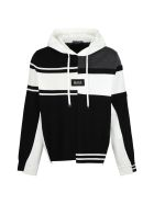 Dolce & Gabbana Hooded Sweatshirt - Multicolor