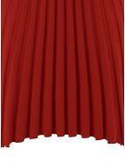 D.Exterior Short Dress - Red