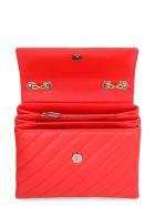 Off-White Jackhammer 24 Leather Shoulder Bag - red