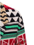 Etro Wool And Cotton California Blazer - Red