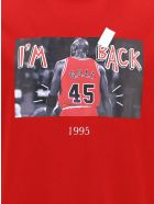 Throwback T-shirt - Red