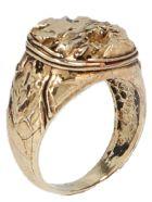 GIACOMOBURRONI 'vulcano' Ring - Gold