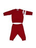 Moncler Cotton Suit - RED
