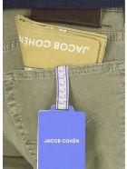 Jacob Cohen Cotton Jeans - GREEN