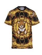 Moschino 'teddy Scarf' T-shirt - Multicolor