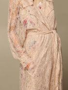 Anna Molinari Trench Coat Coat Women Anna Molinari - Blush Pink