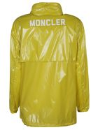 Moncler Back Logo Windbreaker - Giallo