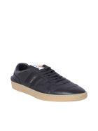 Lanvin Branded Sneakers - Black