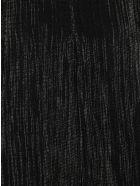 Fendi Metallic Effect Skirt - BLACK