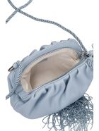 Ash Shania 02 Shoulder Bag In Cyan Leather - cyan