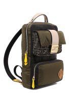 Fendi Ff-motif Backpack