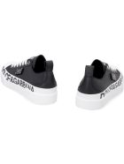 Dolce & Gabbana Leather Sneakers - black