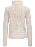 Isabel Marant Dixon Icon Beige Wool Cardigan - Ecru