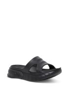 Givenchy Black Rubber Marshmallow Sandals - Black