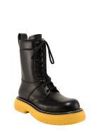 Bottega Veneta The Bounce Boots - Black Nat Rubber