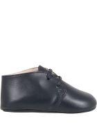 Gallucci Blue Shoes For Babyboy - Blue