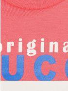 "Gucci Baby ""original Gucci"" Cotton T-shirt - Fragola"