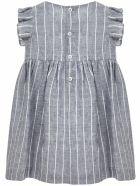 Il Gufo Dress - Blue
