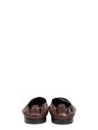 Dolce & Gabbana Brown Ariosto Loafers - Brown