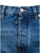 Maison Margiela Five Pockets Denim Jeans - Blu