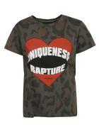 Pinko Ritrovare T-shirt - Multicolor/Grey