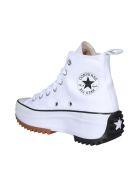 Converse Run Star Hike Sneakers - White