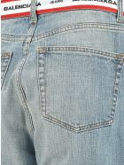 Balenciaga Jeans - Blue/white stripe