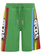 GCDS Mini Gcds Kids Shorts - Green