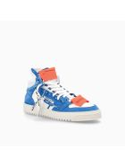 Off-White Off White High Top Off Court 3.0 - WHITE BLUE