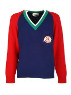 Gucci wool pullover - Rosso