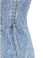 Ermanno Scervino Dress - Omphalodes/celeste chiaro