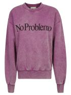 Aries No Problemo Sweatshirt - Aster
