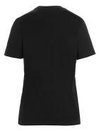 Markus Lupfer 'kate Monochrome Lip' T-shirt - Black