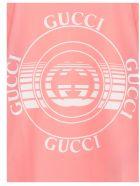 Gucci T-shirt - Salmon Pink