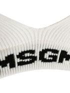 MSGM Knitwear Bra - Off White
